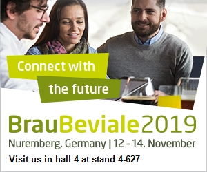Featured image for BrauBeviale 2019